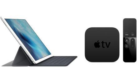 iPad Pro Apple TV