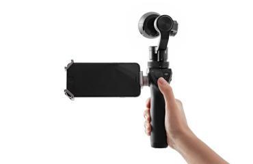 """DJI, der Weltmarktführer für innovative Kameratechnologien, stellt den Osmo vor - die weltweit erste integrierte stabilisierte Handheld-Kamera mit 4K Auflösung / DJI, der Weltmarktführer für innovative Kameratechnologien, stellt den Osmo vor - die weltweit erste integrierte stabilisierte Handheld-Kamera mit 4K Auflösung. / Weiterer Text über ots und www.presseportal.de/nr/112976 / Die Verwendung dieses Bildes ist für redaktionelle Zwecke honorarfrei. Veröffentlichung bitte unter Quellenangabe: """"obs/DJI"""""""
