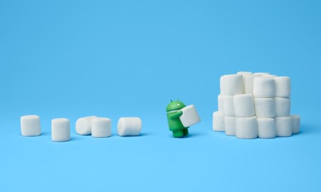 Android 6 Marshmallow Header