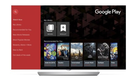 Bild_LG Smart TV with Google Play Movies and TV
