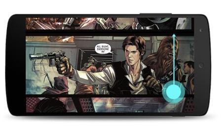 Google Play Books Comics
