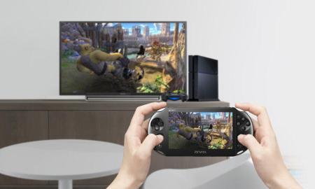 Remote Play Vita