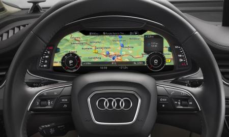 Picture: Audi Q7 Virtual Cockpit