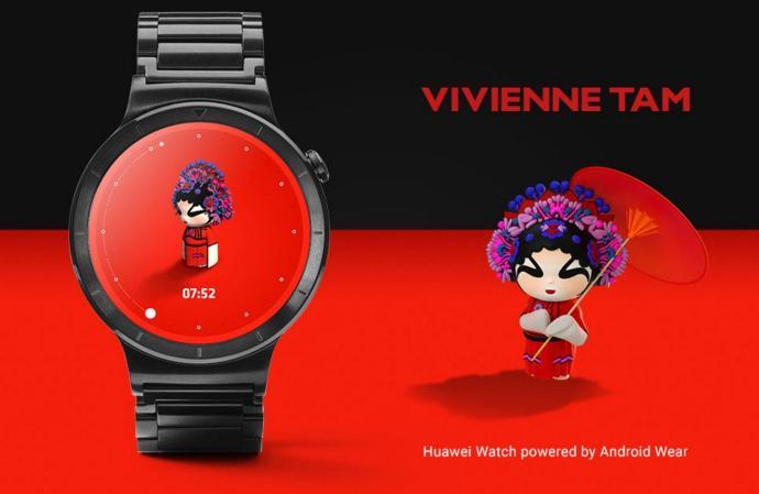 Google veröffentlicht neun Designer-Watchfaces für Android Wear