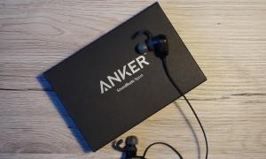 Anker SoundBuds Sport Header