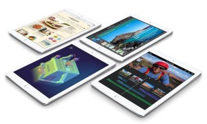 Apple iPad Air 2 Header