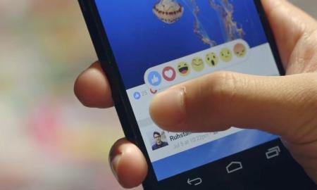 Facebook Emoji Like Neu Button Header