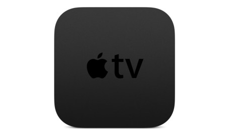 Apple TV Box Header