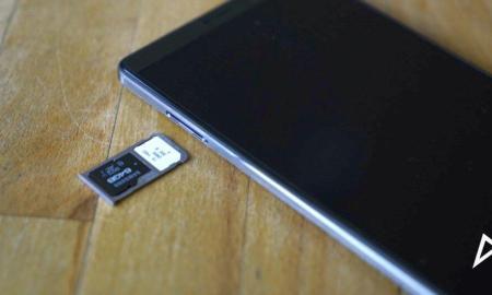 Hybrid-SIM Slots
