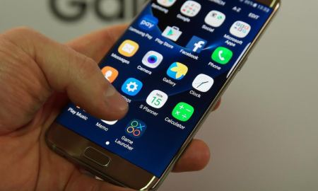 Samsung Galaxy S7 Edge MWC1