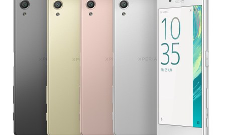 Xperia X Colours_