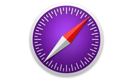 Safari Techology Preview Logo Header