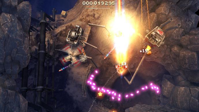 Sky Force Reloaded Remake Screens2
