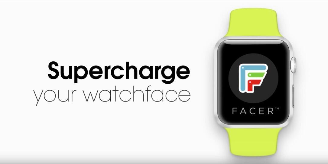 facer apple watch