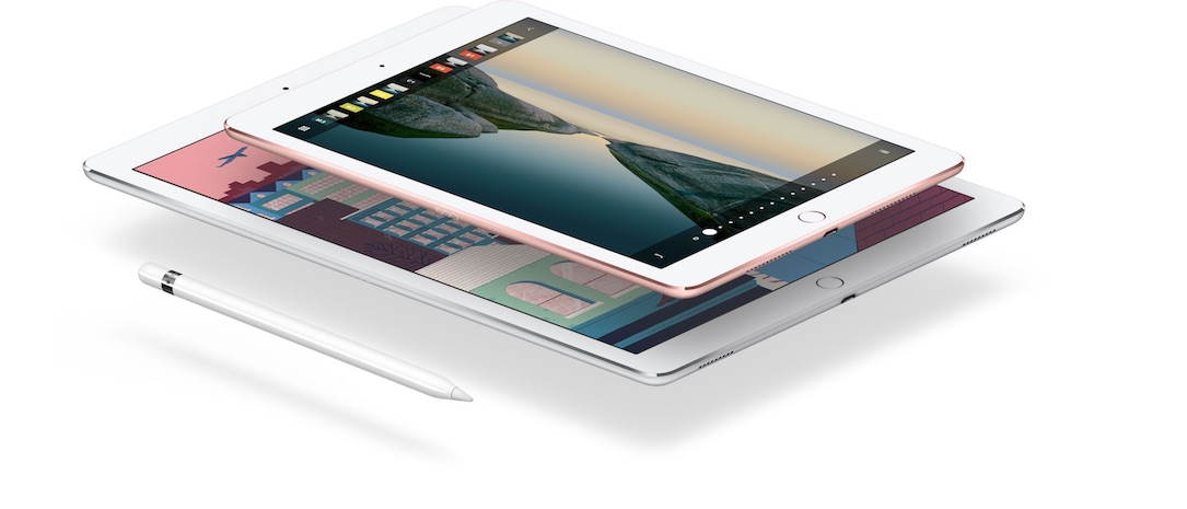iPad Pro Header