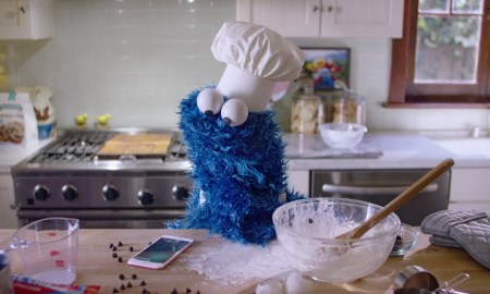 iPhone 6s Cookie Monster