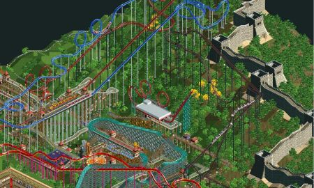 rollercoaster tycoon 2 pc