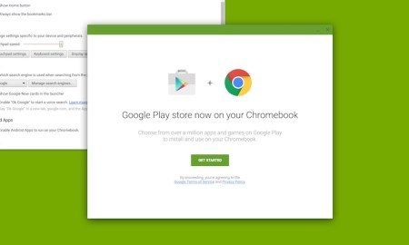 Chromebook Android Apps