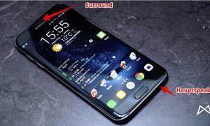 Galaxy S7 edge Sound Mod