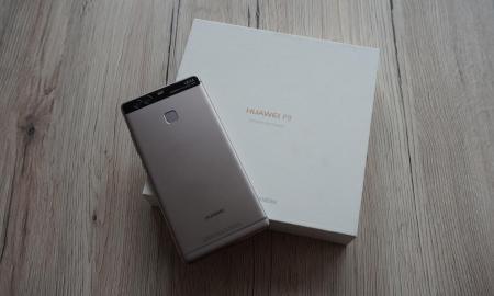 Huawei P9 Header