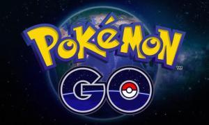 Pokemon Go Logo Header
