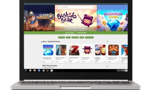 Google Chrome Chromebook Android Play Store Header
