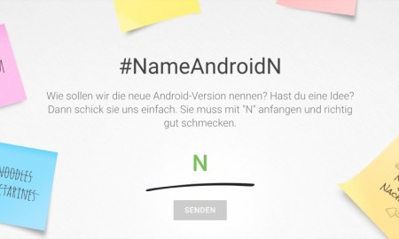 android n name