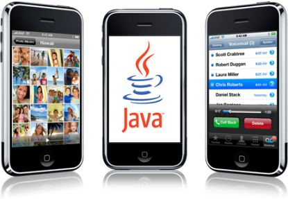 Apple iPhone Java