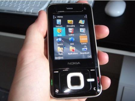 Nokia N81 8GB 1