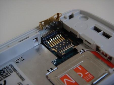 Nokia 3110 Evolve muistikortti