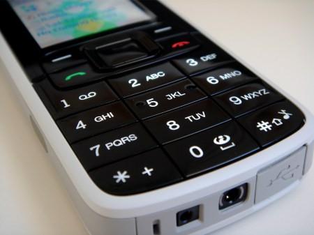 Nokia 3110 Evolve nappäimistö