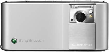 Sony Ericsson C902 kamera