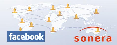 Facebook Sonera