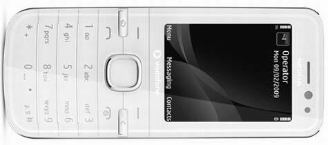Nokia 6730 classic Vodafone