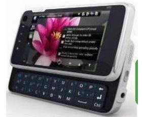 Nokia N900 huhu