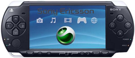 Sony Ericsson PSP