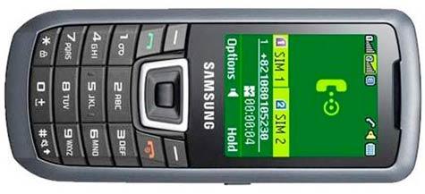 Samsung C3212 DuoS