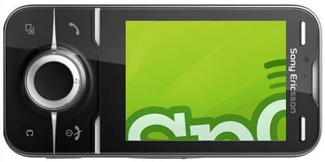 Sony Ericsson Spotify