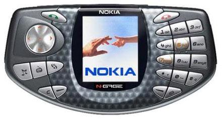 N-Gage-puhelin