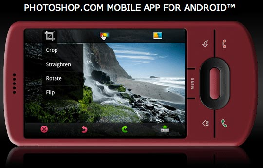 Photoshop Mobile App Android