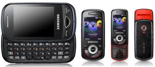 Samsung B3410 ja M3310