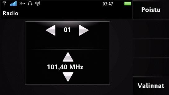 Satio radio