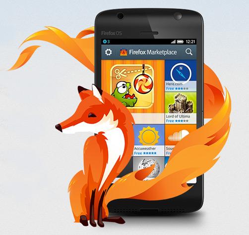 Firefox OS, Mozilla