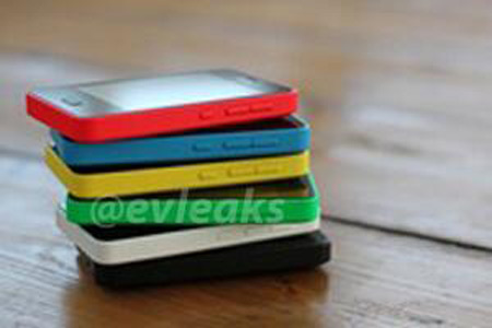 Nokia Asha 501 värjt