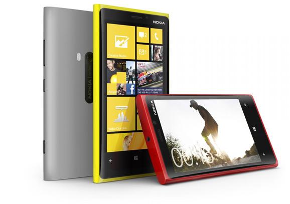nokia Lumia 920 värjt