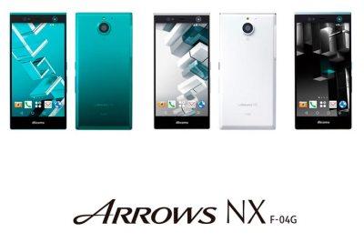 Fujitsu Arrows NX f-04G