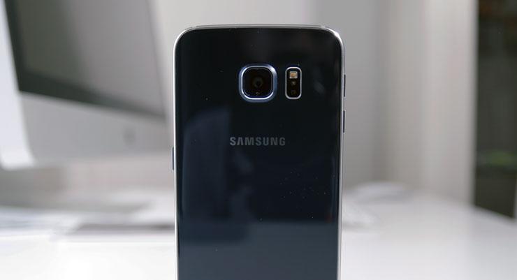 Galaxy S6 selfie