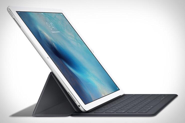 iPad Pro, näppäimistö
