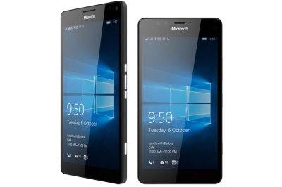 Lumia 950 ja Lumia 950 XL