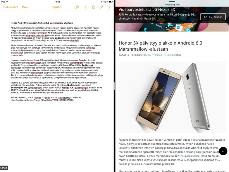 moniajo, iPad Pro